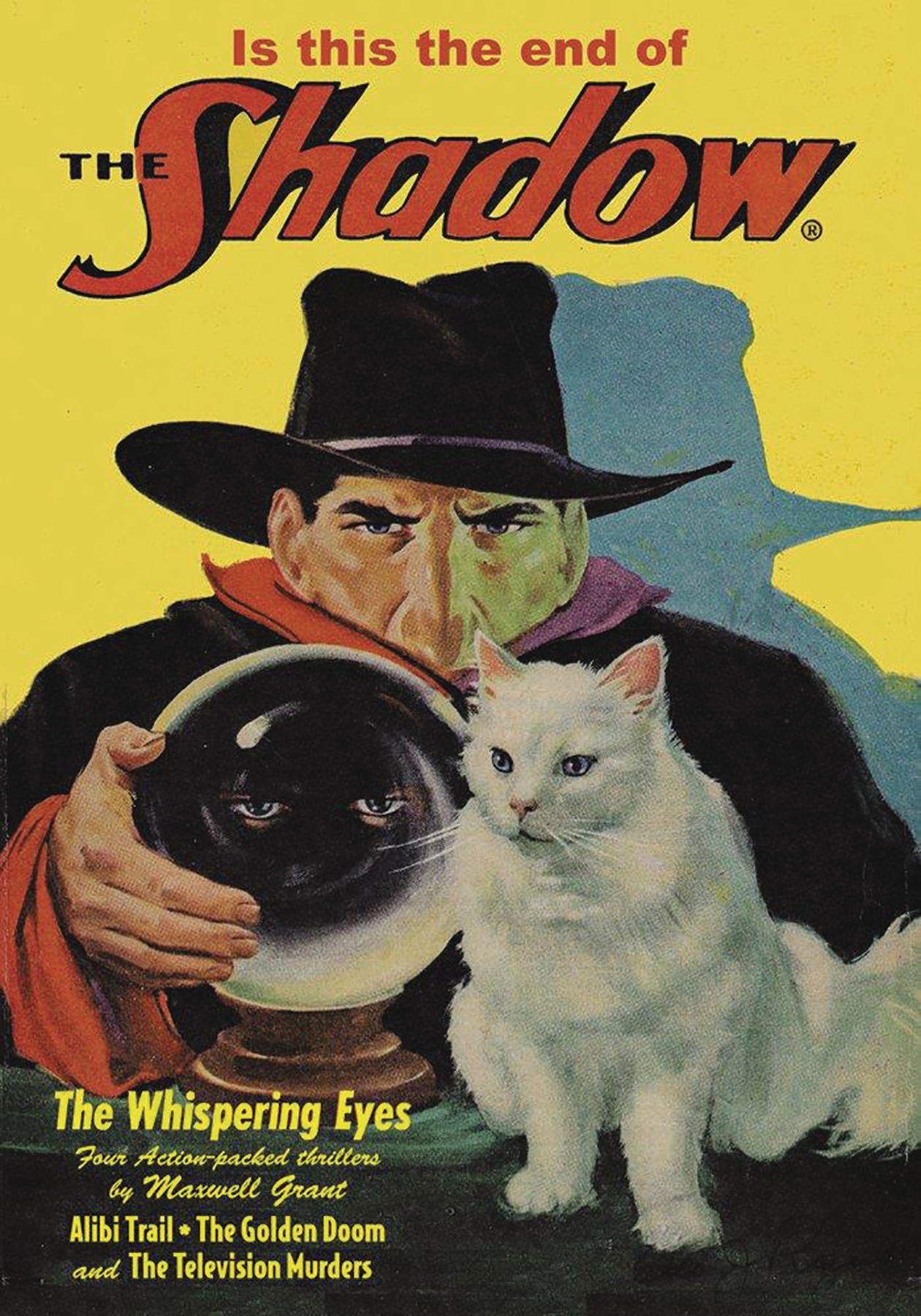 SHADOW NOVEL SC VOL 151 (OF 151) FINAL ISSUE SPECTACULAR