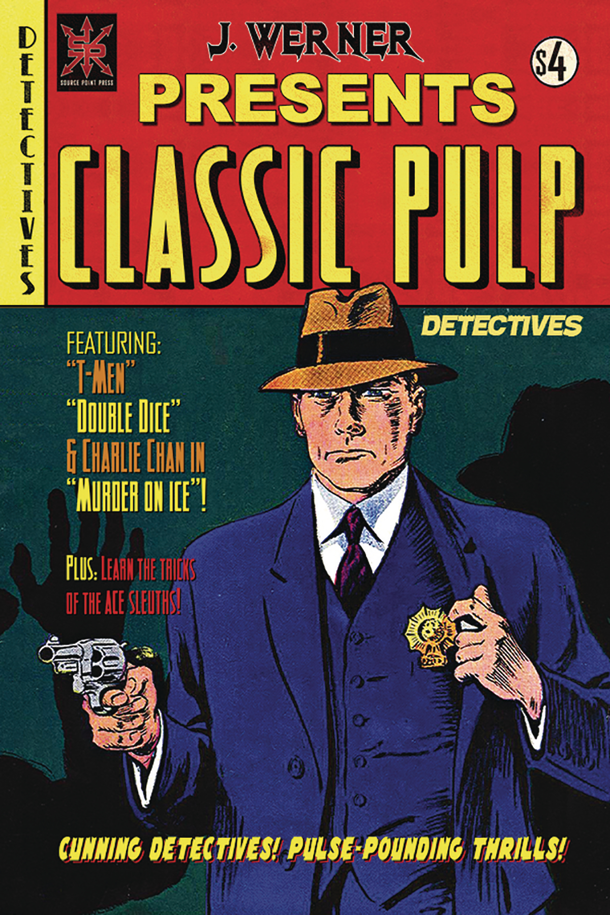 CLASSIC PULP DETECTIVES ONE SHOT