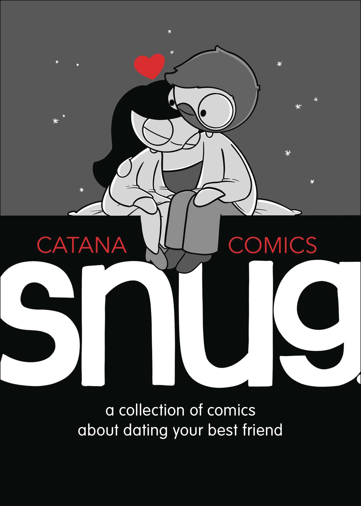 SNUG COLLECTION OF COMICS DATING BEST FRIEND HC