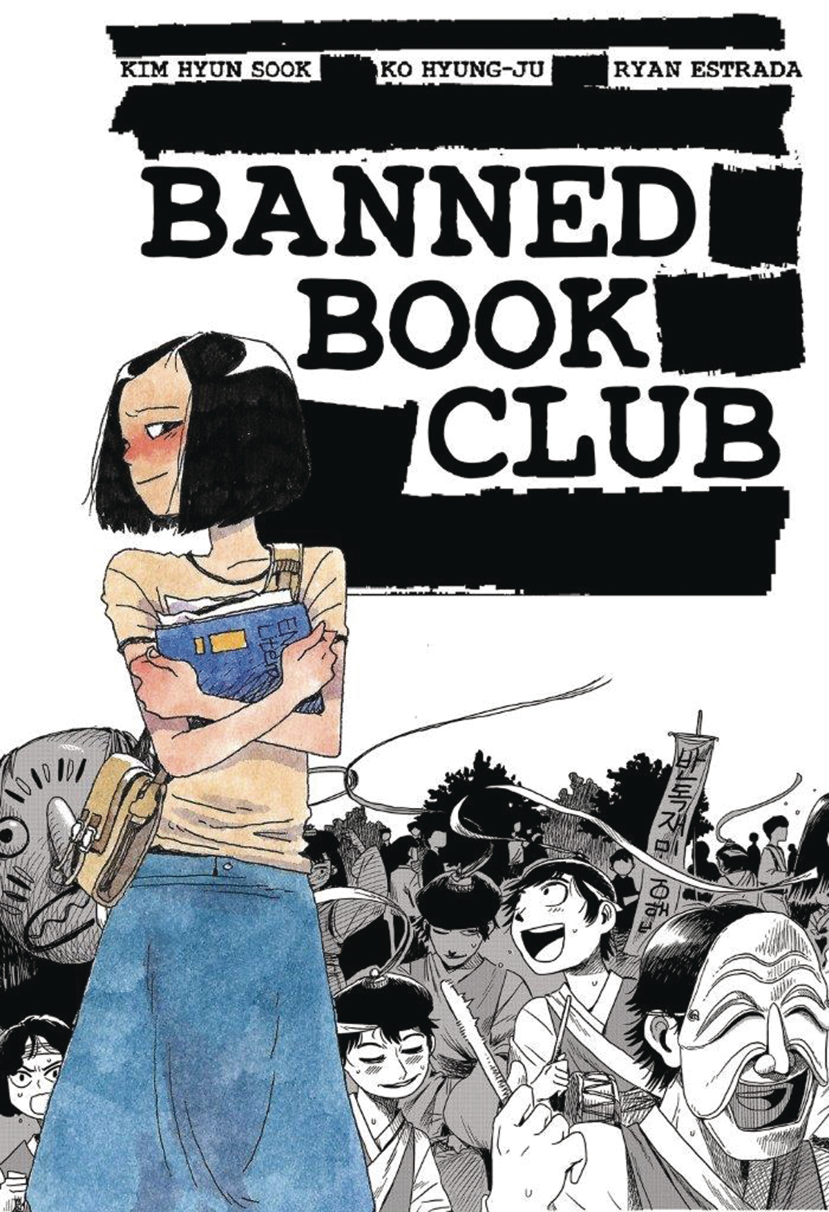 BANNED BOOK CLUB GN (MR)