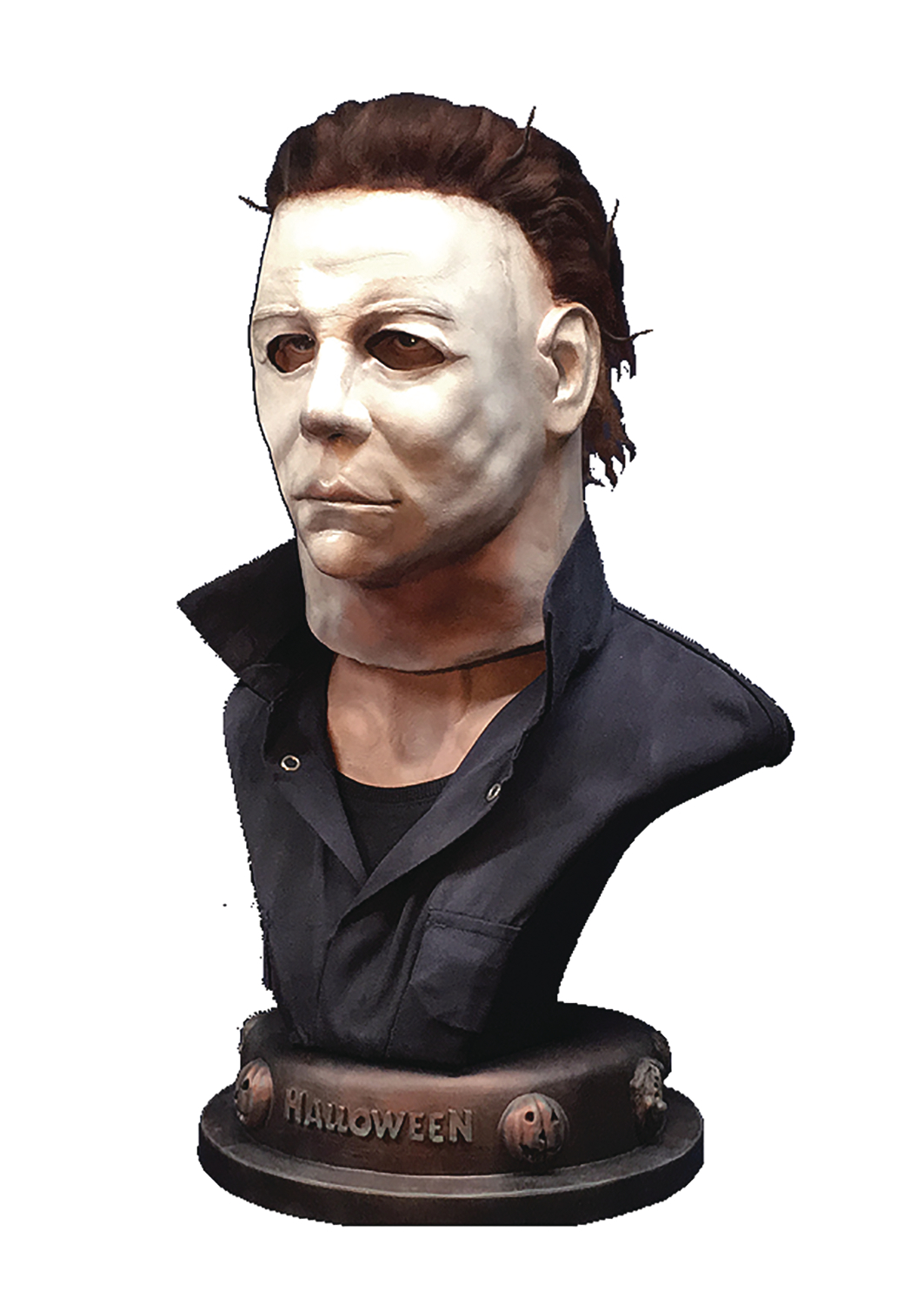 HALLOWEEN MICHAEL MYERS LIFE-SIZE BUST