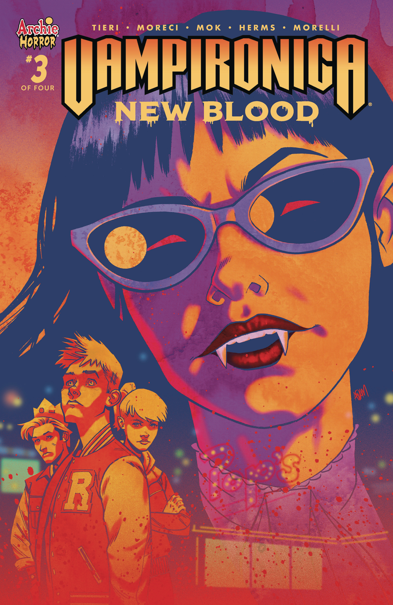 VAMPIRONICA NEW BLOOD #3 CVR B GORHAM