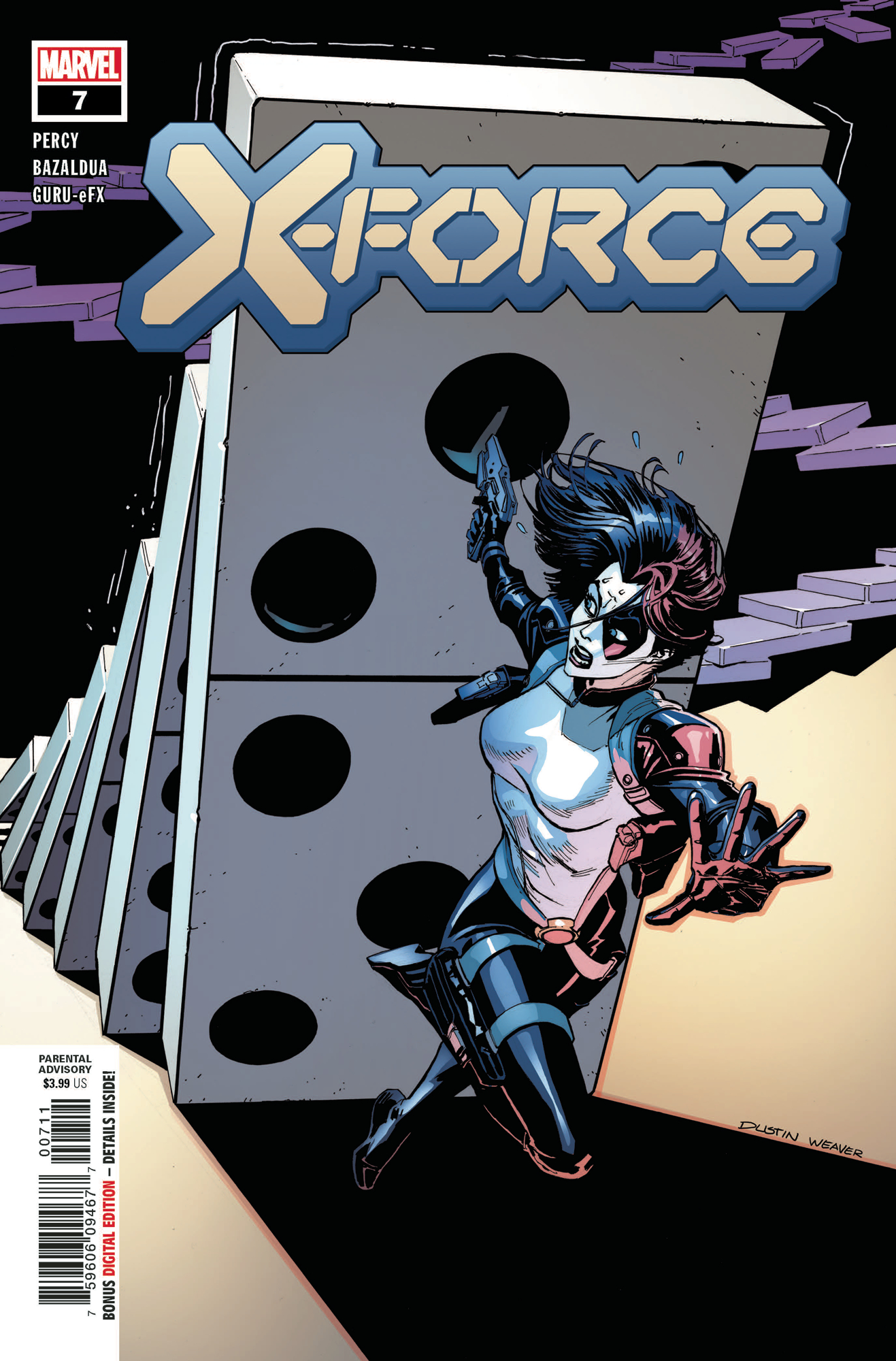X-FORCE #7 DX