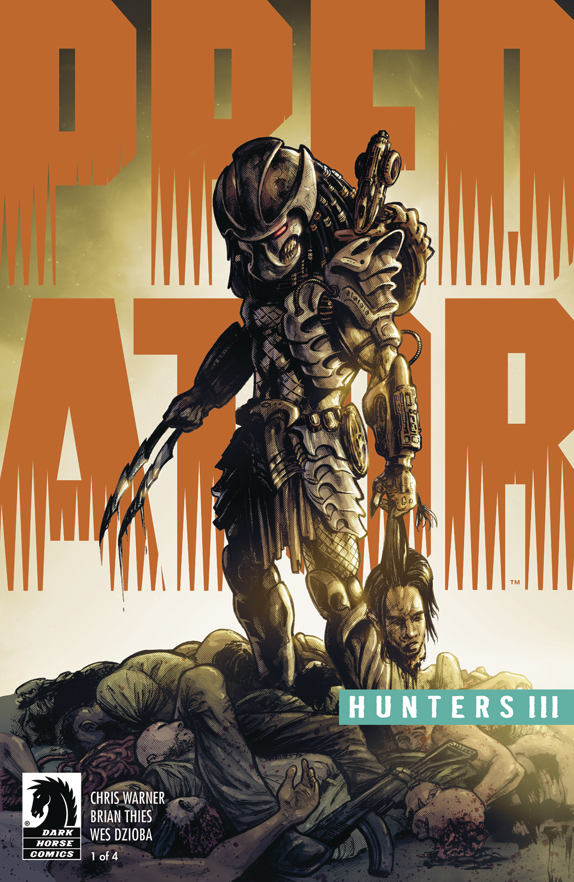 PREDATOR HUNTERS III #1 (OF 4) CVR A THIES