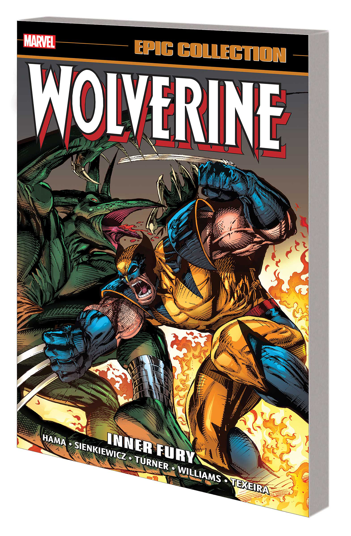 WOLVERINE EPIC COLLECTION (06) TP INNER FURY [#69-75]
