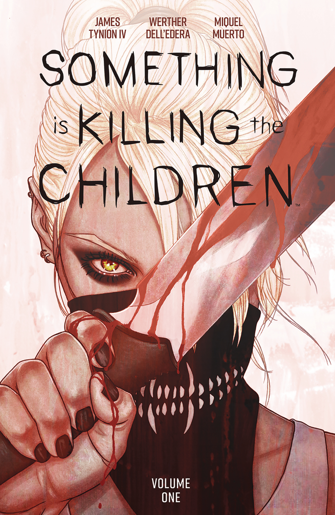 SOMTHING IS KILLING CHILDREN TP VOL 01 DISCOVER NOW