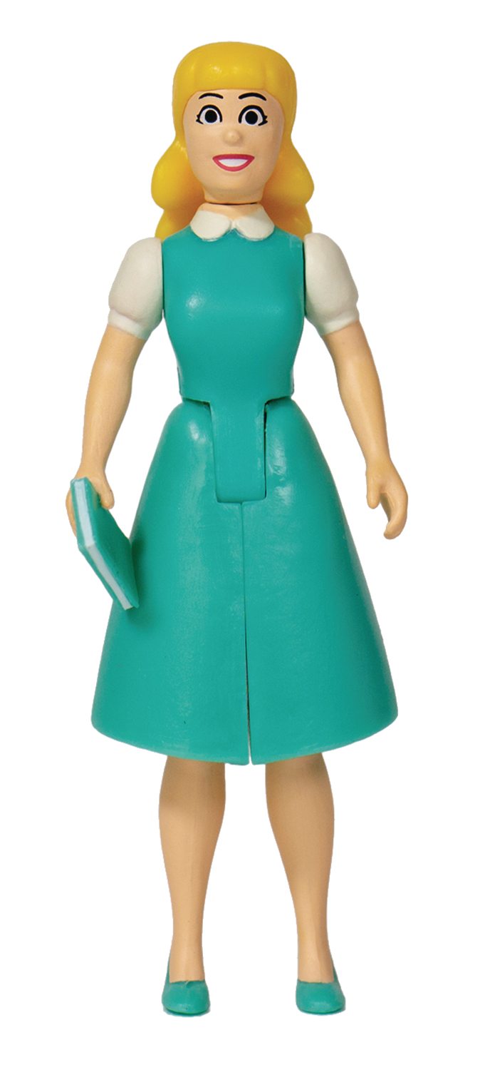 ARCHIE COMICS BETTY REACTION FIGURE