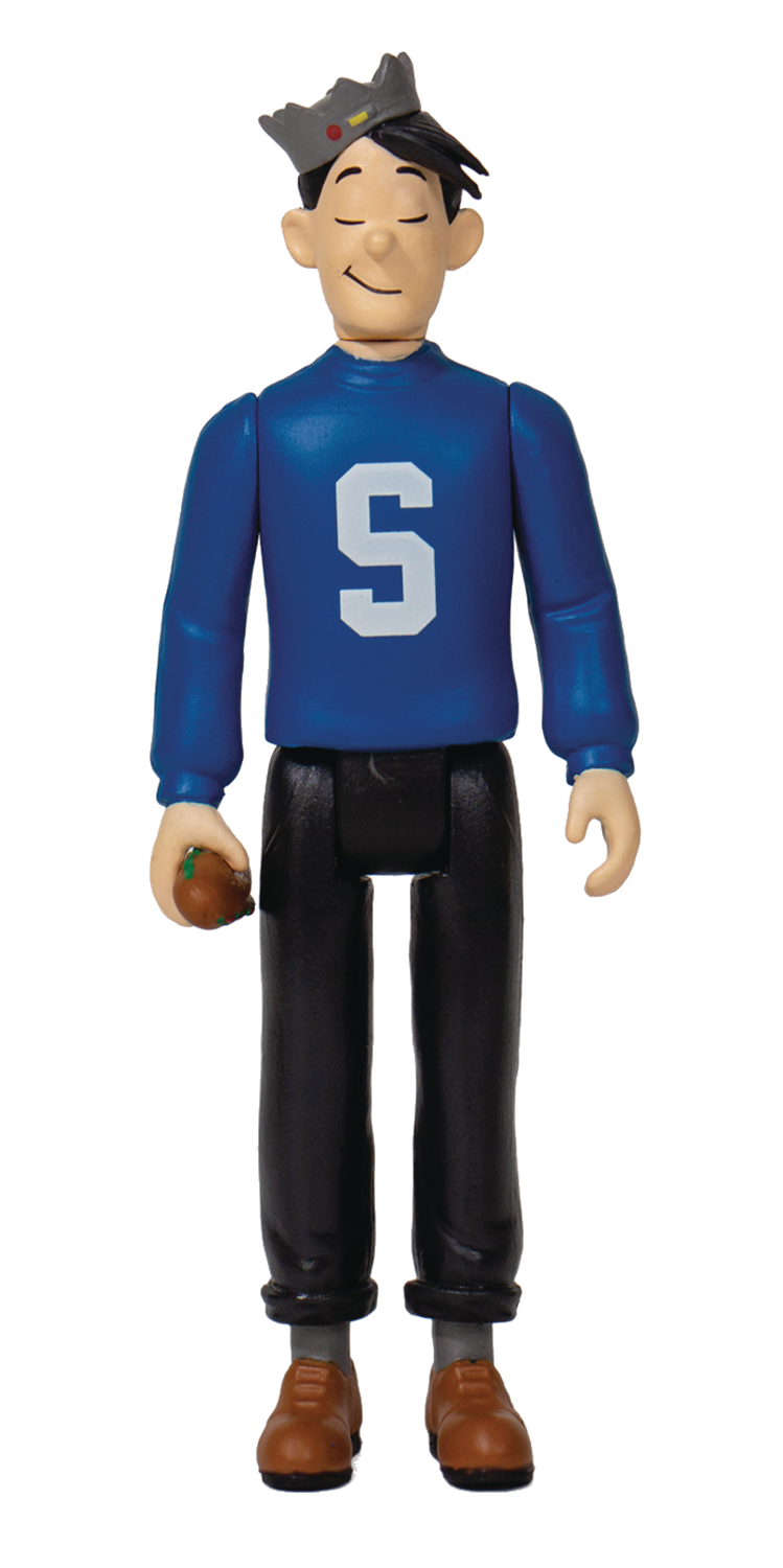 ARCHIE COMICS JUGHEAD REACTION FIGURE