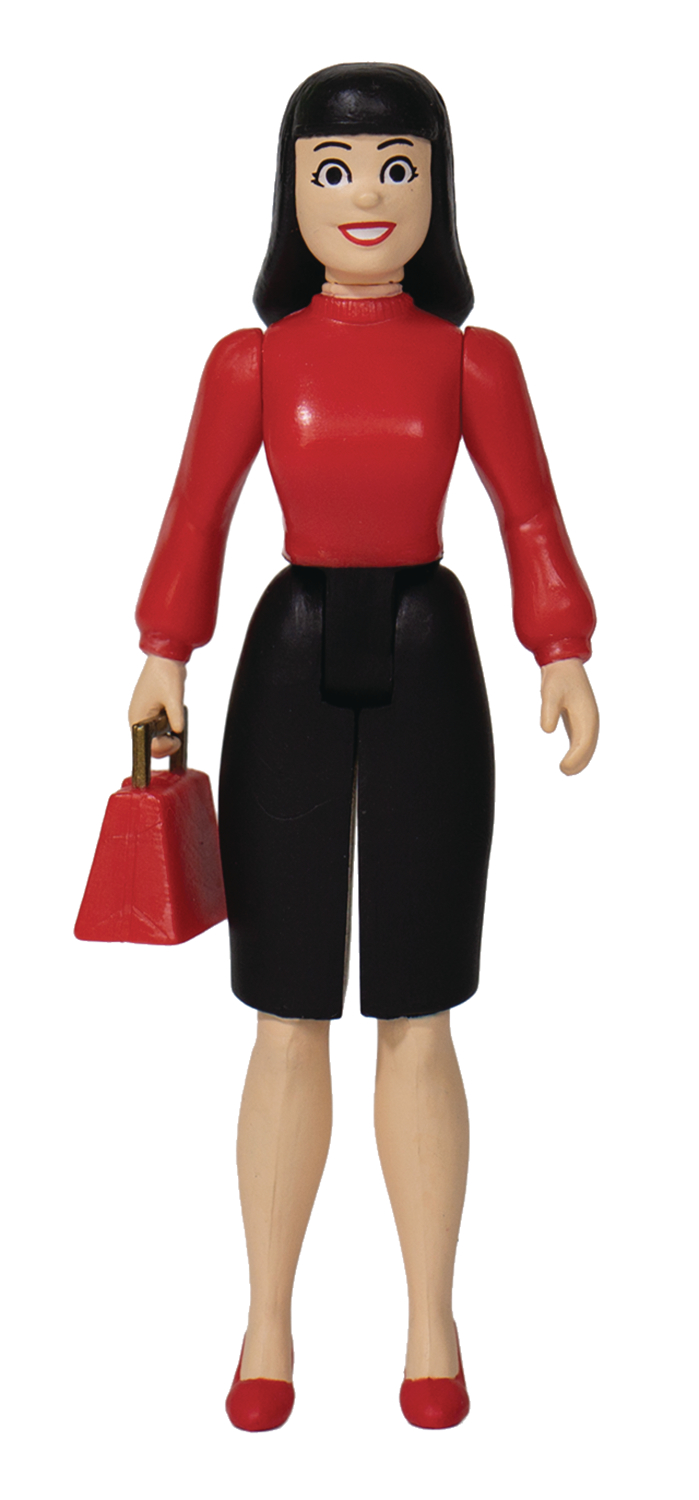 ARCHIE COMICS VERONICA REACTION FIGURE