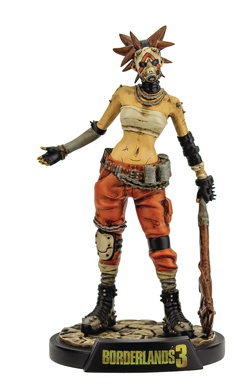 BORDERLANDS 3 FEMALE PSYCHO BANDIT 7IN VINYL FIG