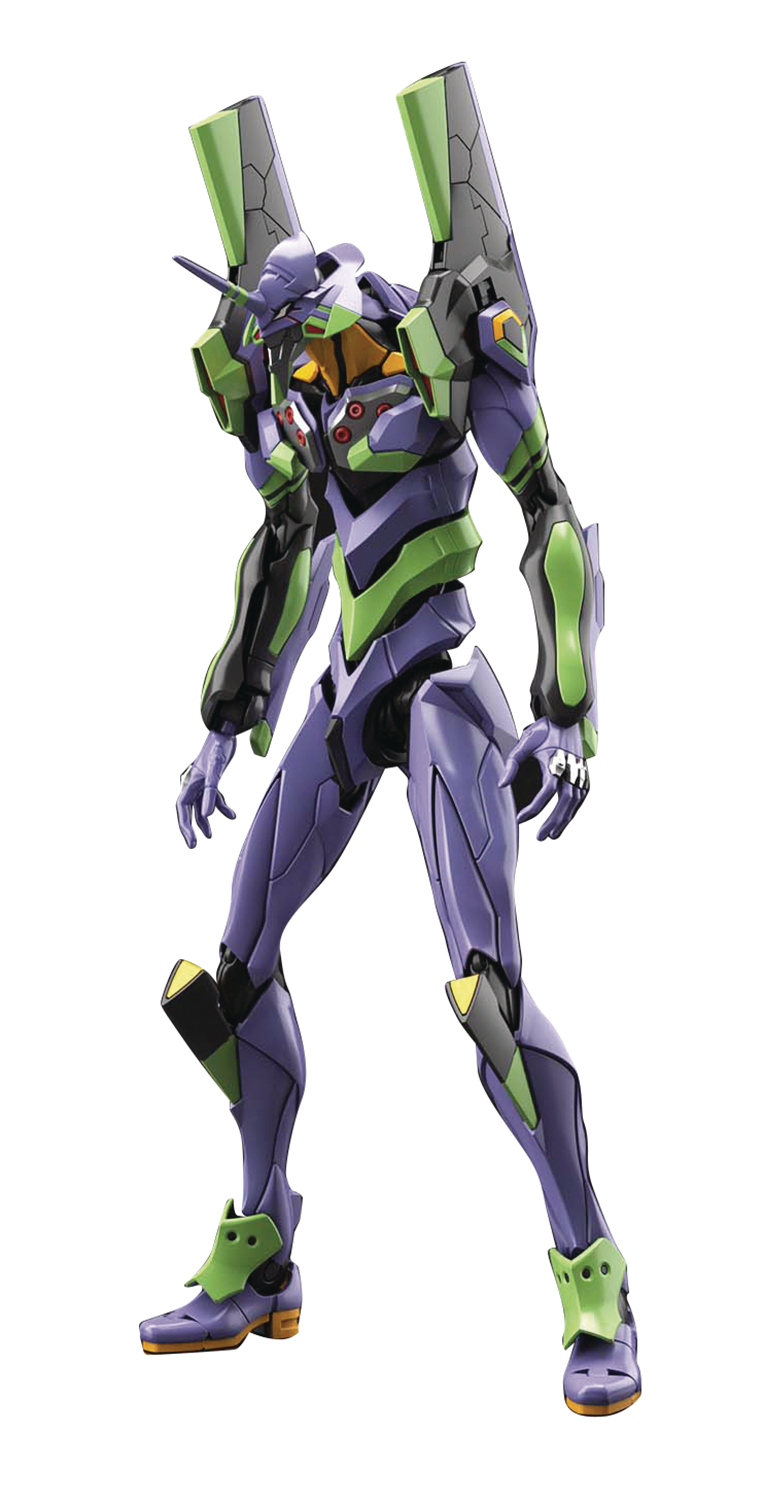 REAL GRADE EVANGELION UNIT-01 RG MDL KIT