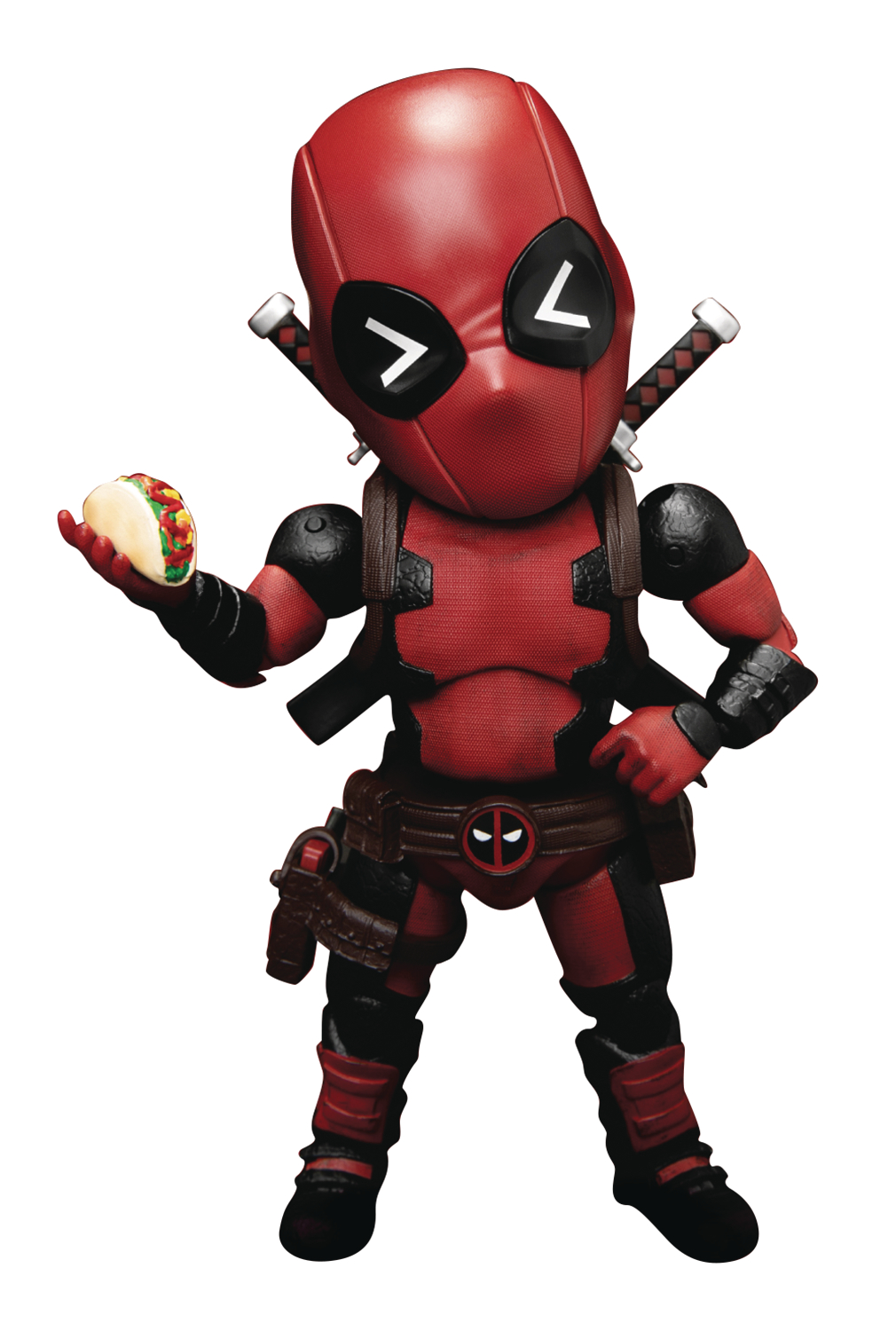 MARVEL COMICS EAA-065DX DEADPOOL PX AF