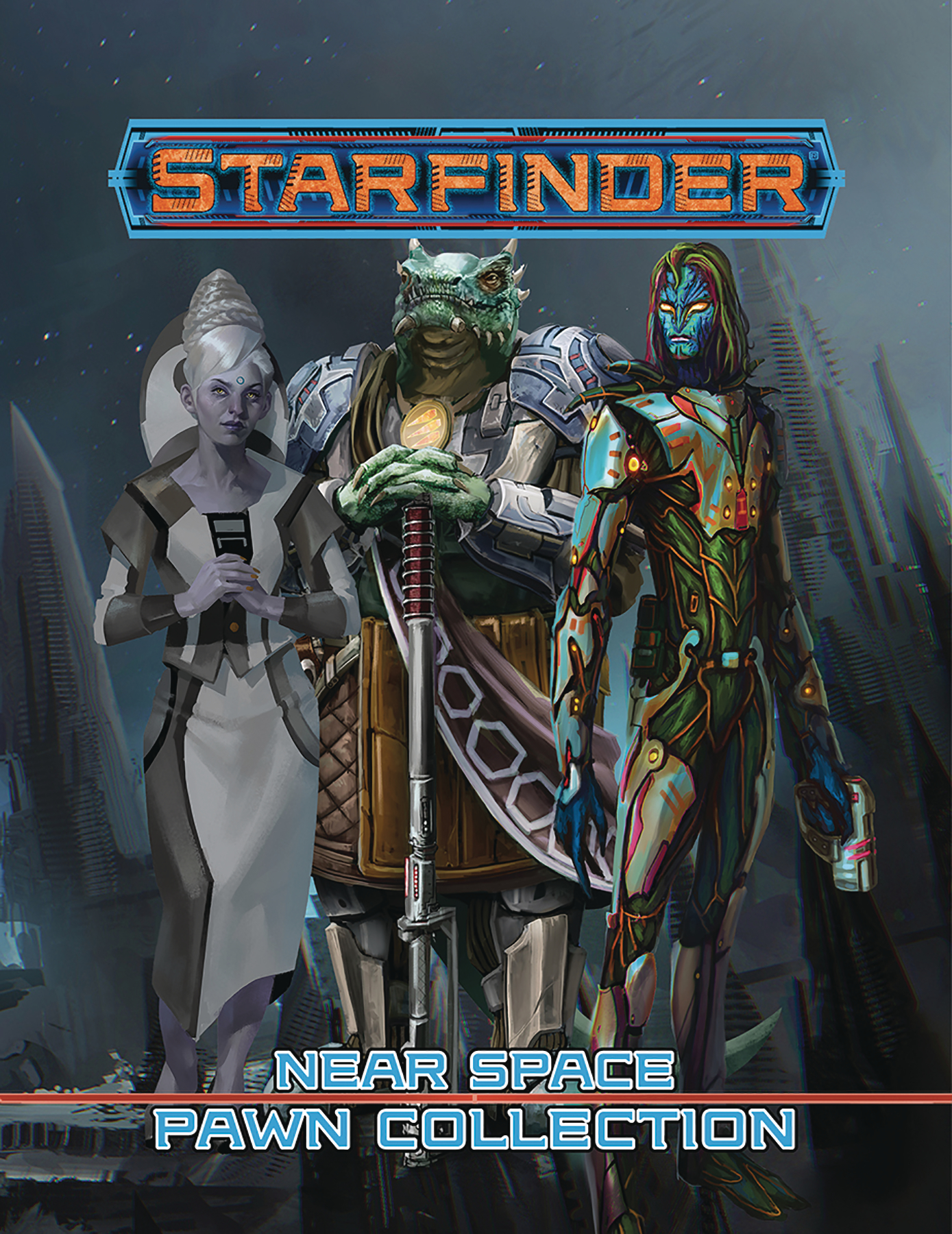 STARFINDER RPG NEAR SPACE PAWN COLL