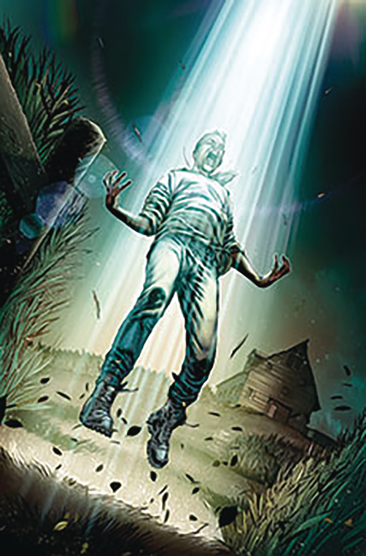 CONSPIRACY ALIEN ABDUCTIONS ONE SHOT CVR B VITORINO