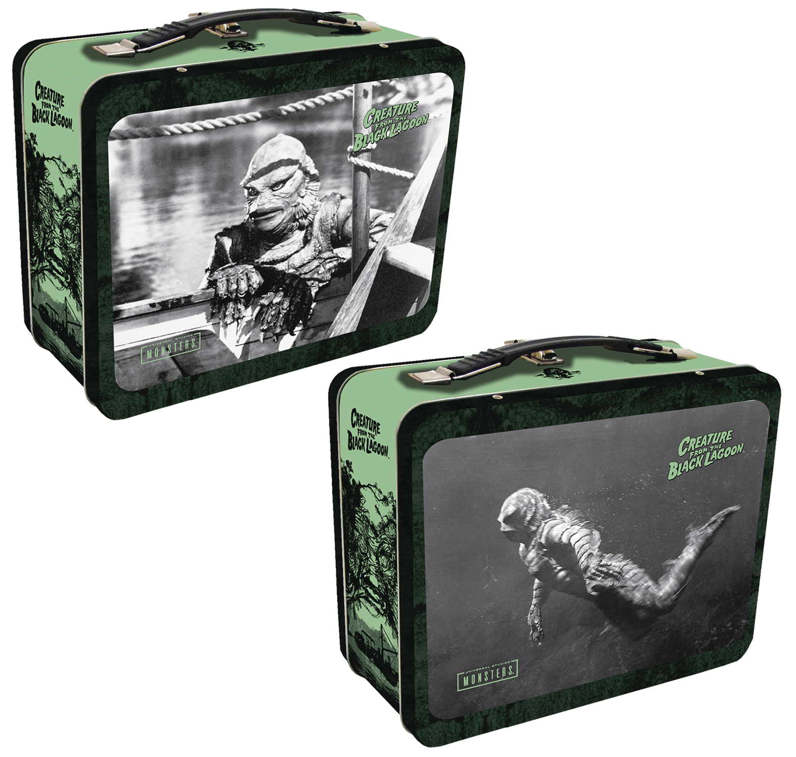 UNIVERSAL MONSTERS CREATURE FROM THE BLACK LAGOON TOTE (OCT1