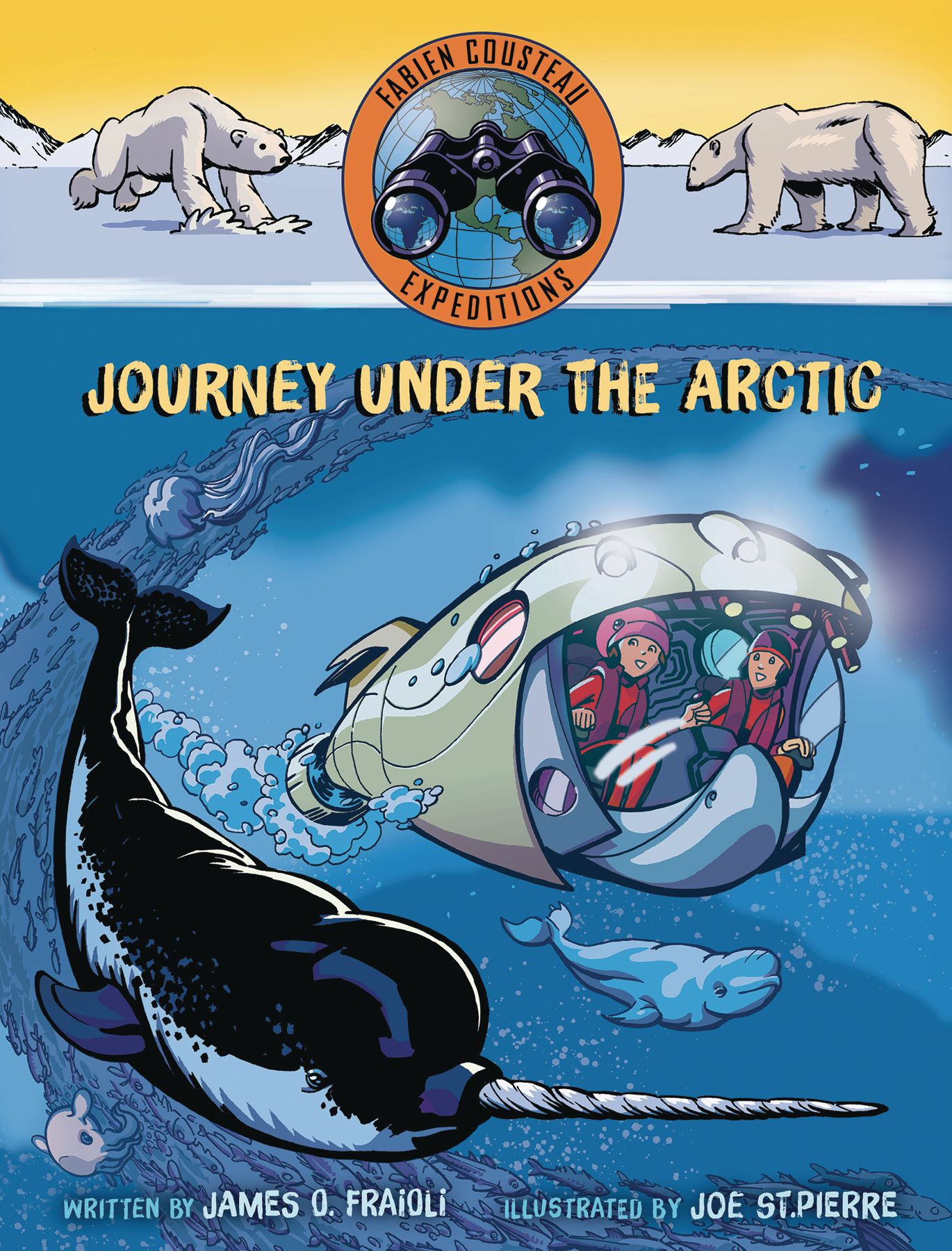 JOURNEY UNDER THE ARCTIC GN
