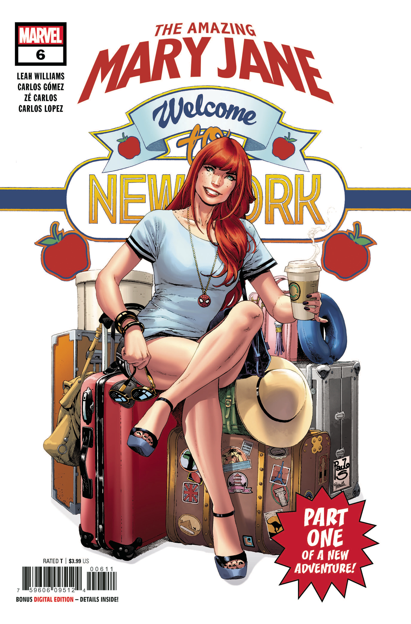 AMAZING MARY JANE #6