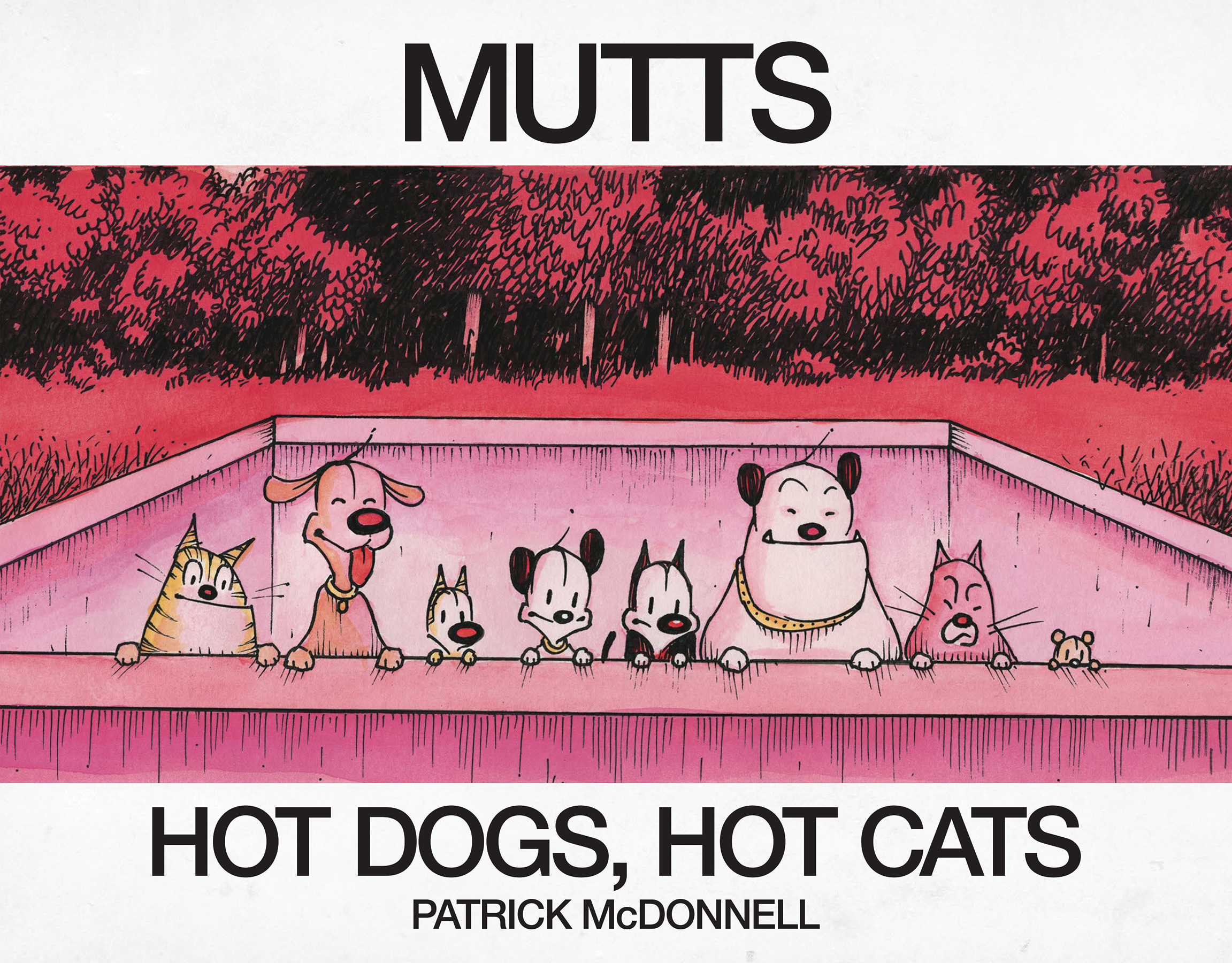 MUTTS TREASURY TP HOT DOGS HOT CATS