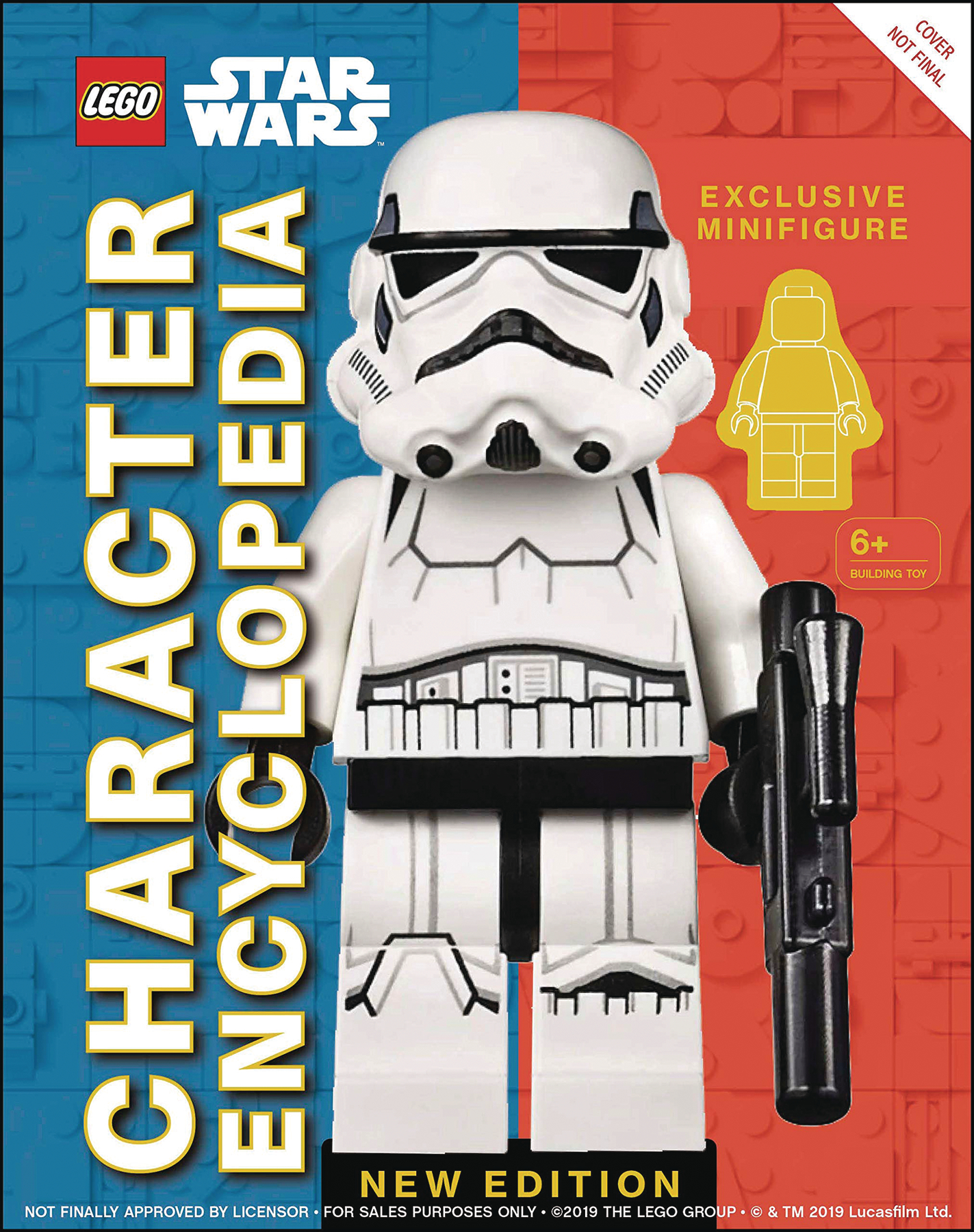 LEGO STAR WARS CHARACTER ENCYCLOPEDIA NEW ED