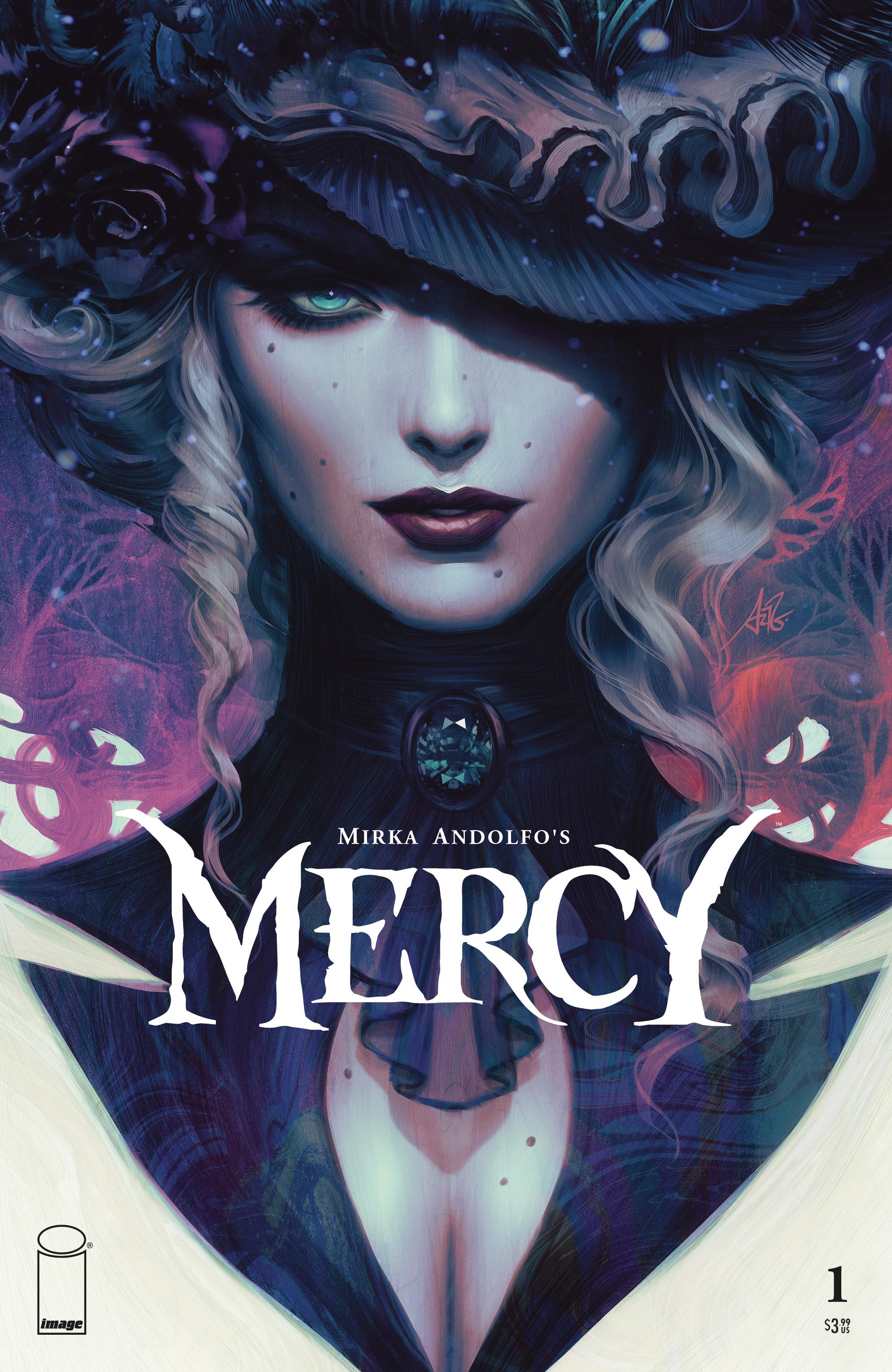MIRKA ANDOLFO MERCY #1 CVR C ARTGERM (MR)