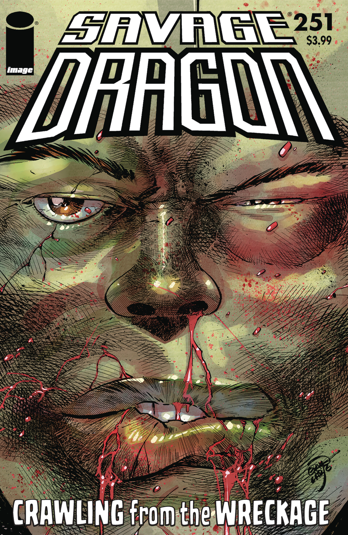 SAVAGE DRAGON #251 (MR)