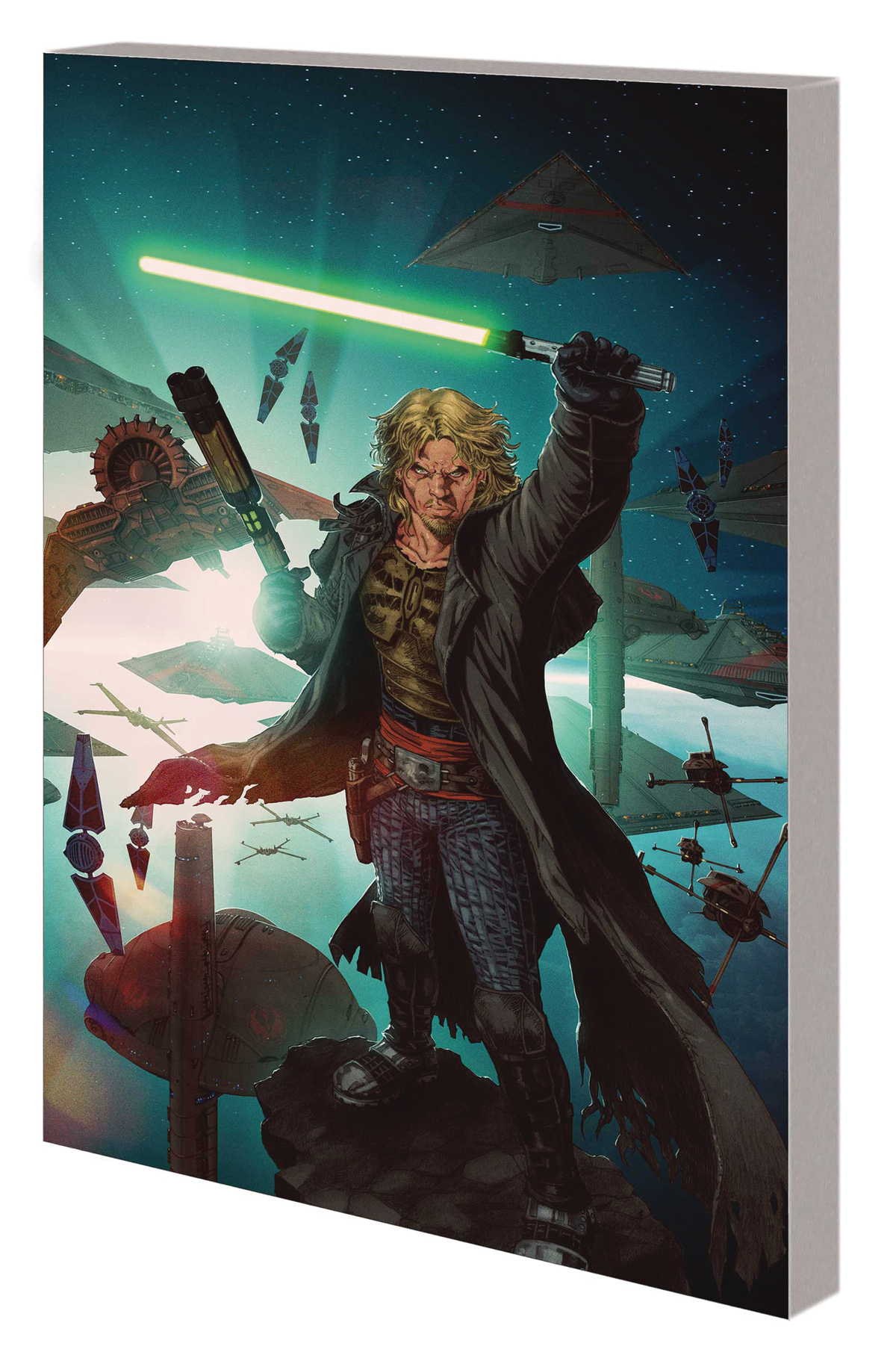 STAR WARS LEGENDS EPIC COLLECTION LEGACY TP VOL 03