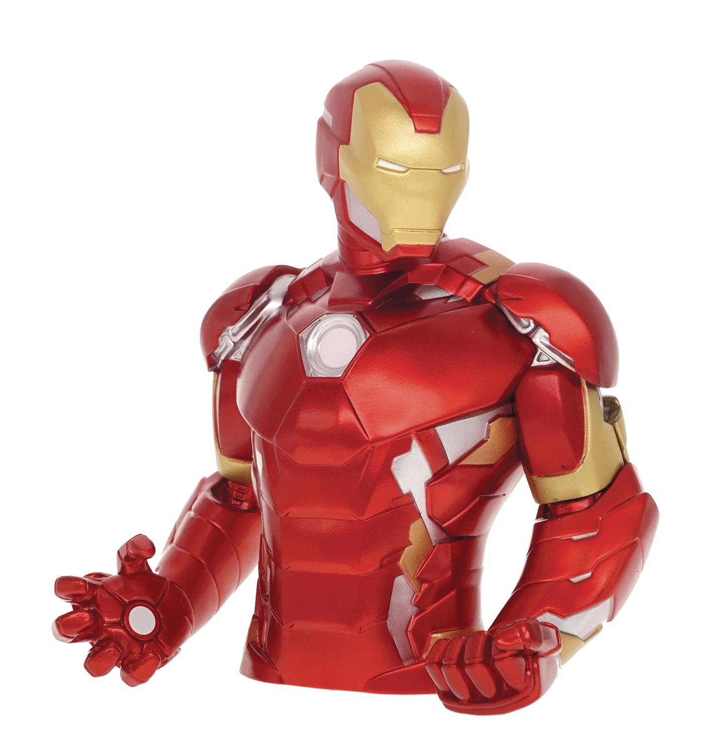AVENGERS IRON MAN PVC BUST BANK