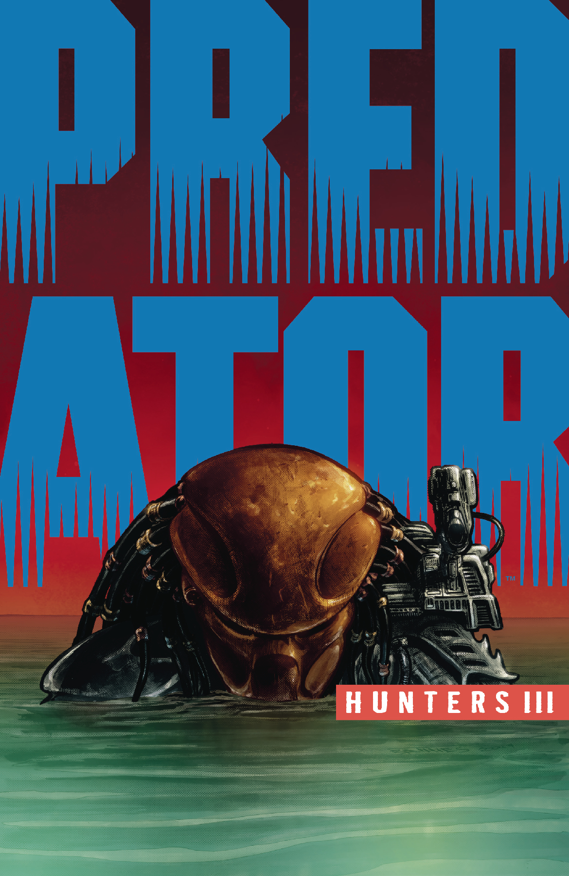 PREDATOR HUNTERS III #2 (OF 4) CVR A THIES