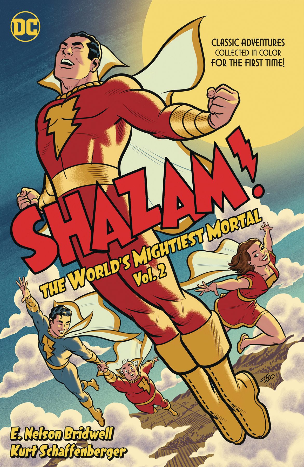 SHAZAM THE WORLDS MIGHTIEST MORTAL HC VOL 02