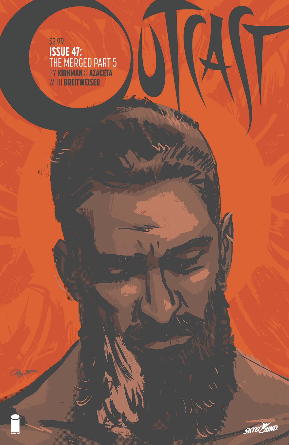 OUTCAST BY KIRKMAN & AZACETA #47 (MR)