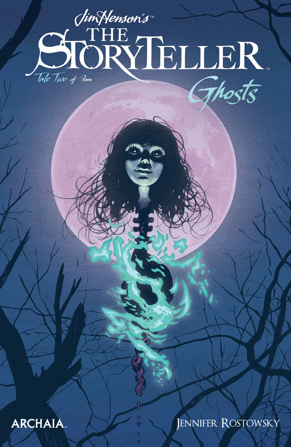 FEB201326 - JIM HENSON STORYTELLER GHOSTS #2 (OF 4) CVR A WALSH ...