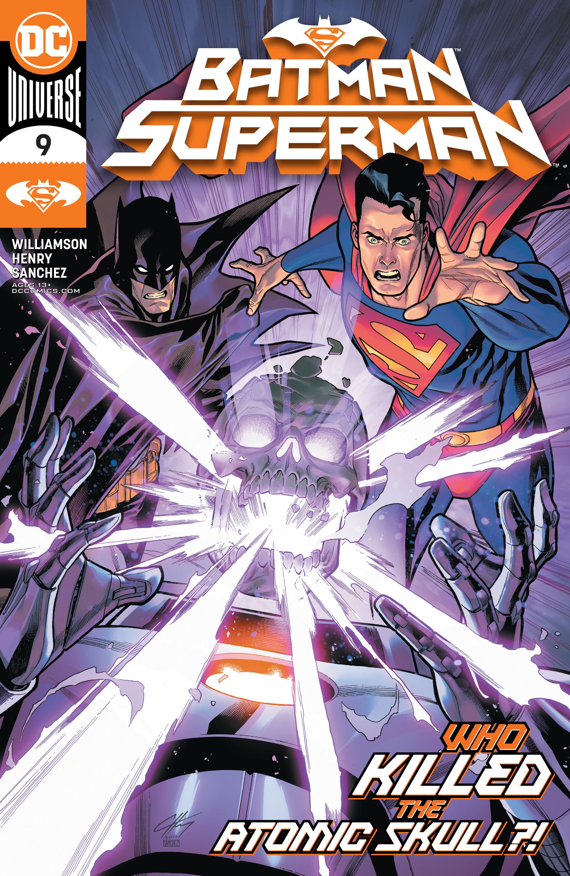 Batman/Superman #9 Review