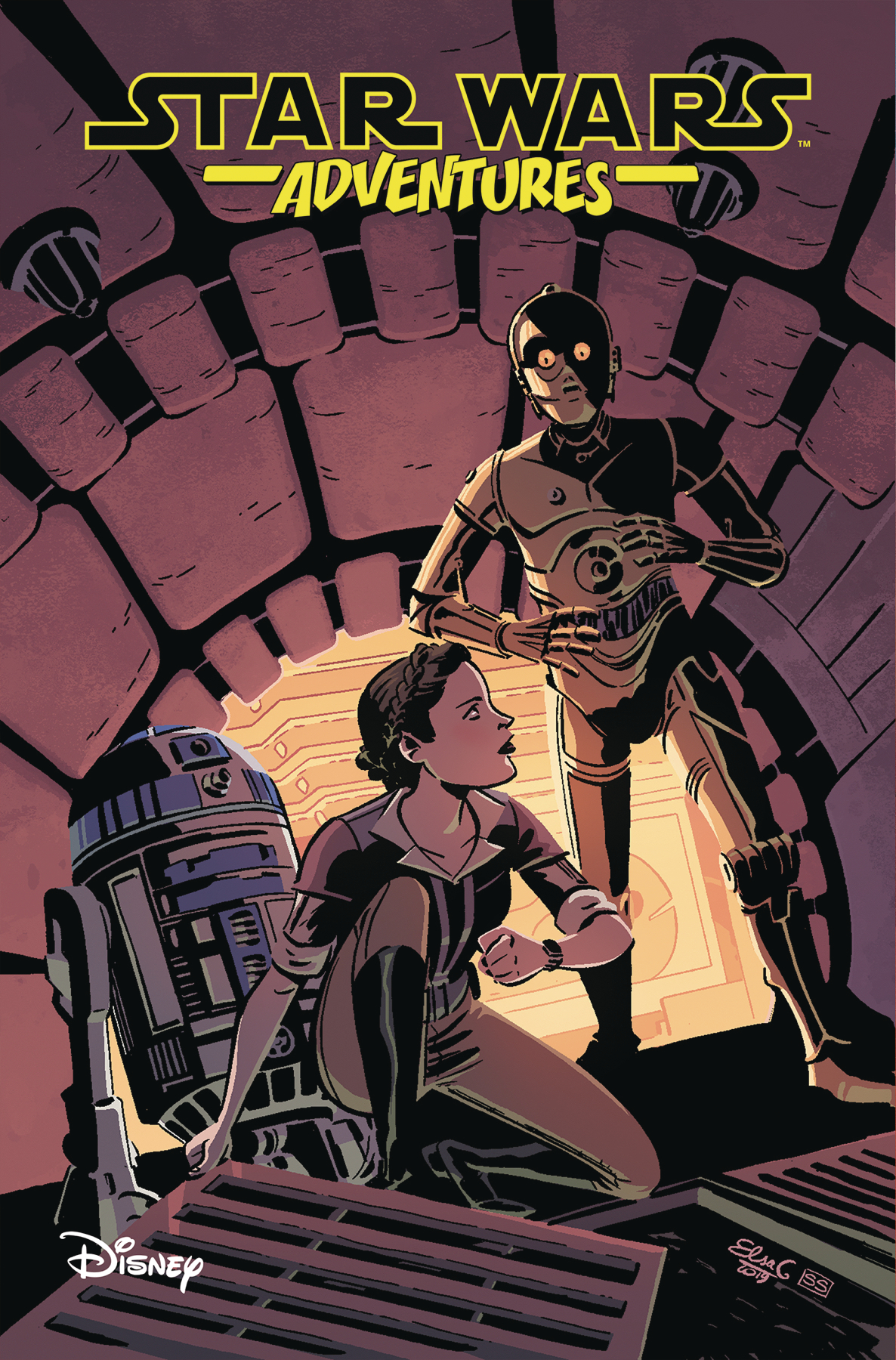 STAR WARS ADVENTURES TP VOL 09 FIGHT THE EMPIRE (O/A)