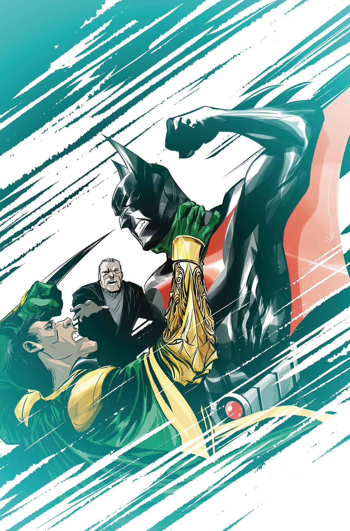 DC Comics BATMAN BEYOND #44