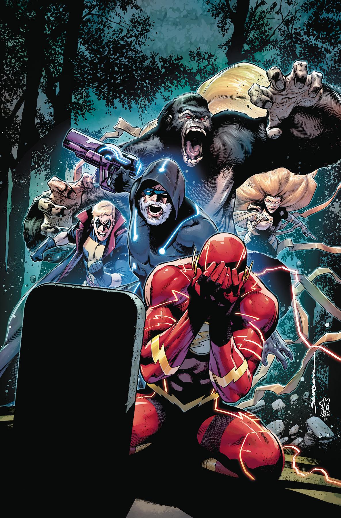 DC Comics FLASH #756