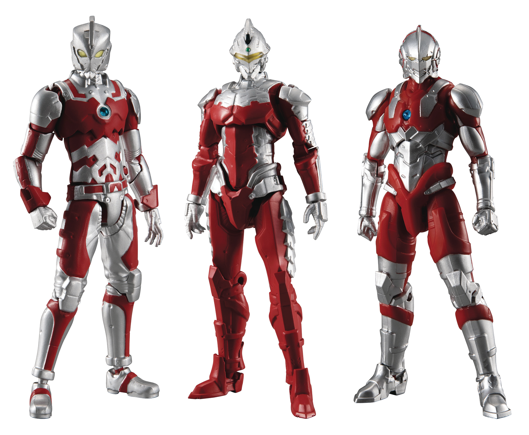 ULTRAMAN CHODO HEROES ULTRAMAN MINI FIG 8PC DS