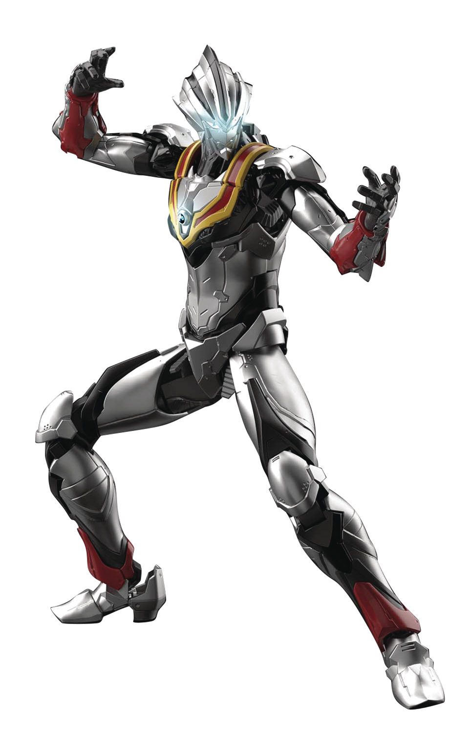 ULTRAMAN TIGA ULTRAMAN SUIT EVIL TIGA FIG-RISE STD MDL KIT (