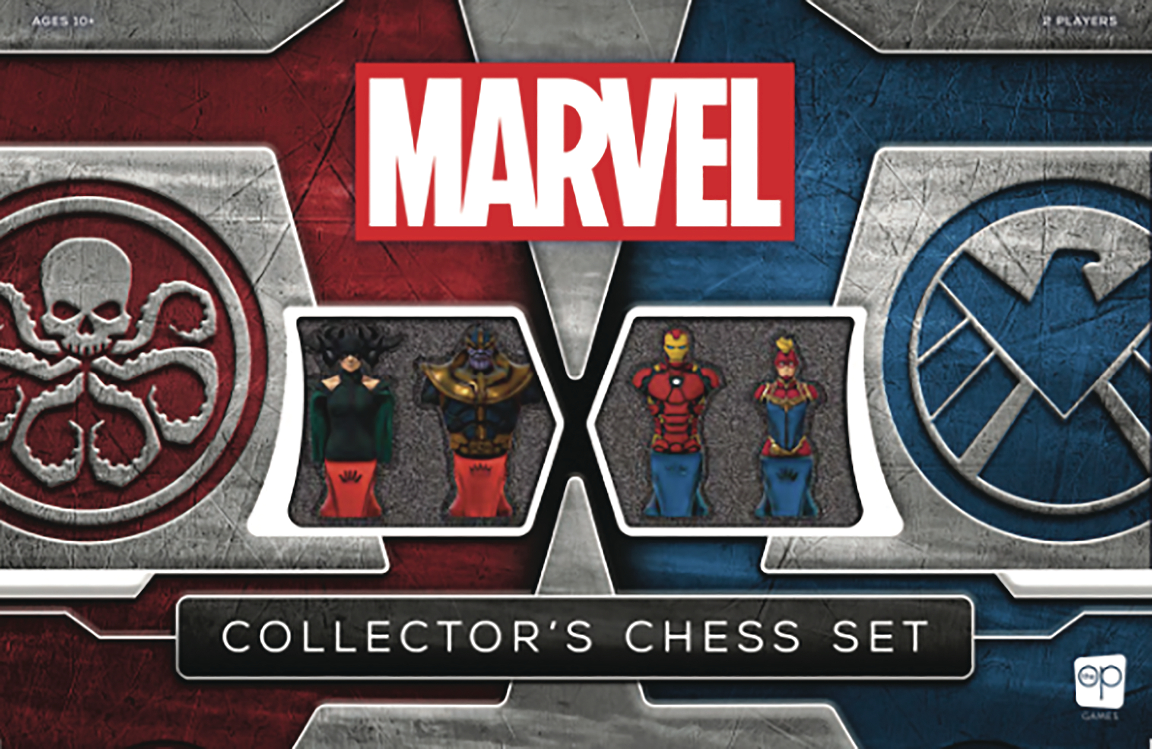 MARVEL CHESS BOARDGAME