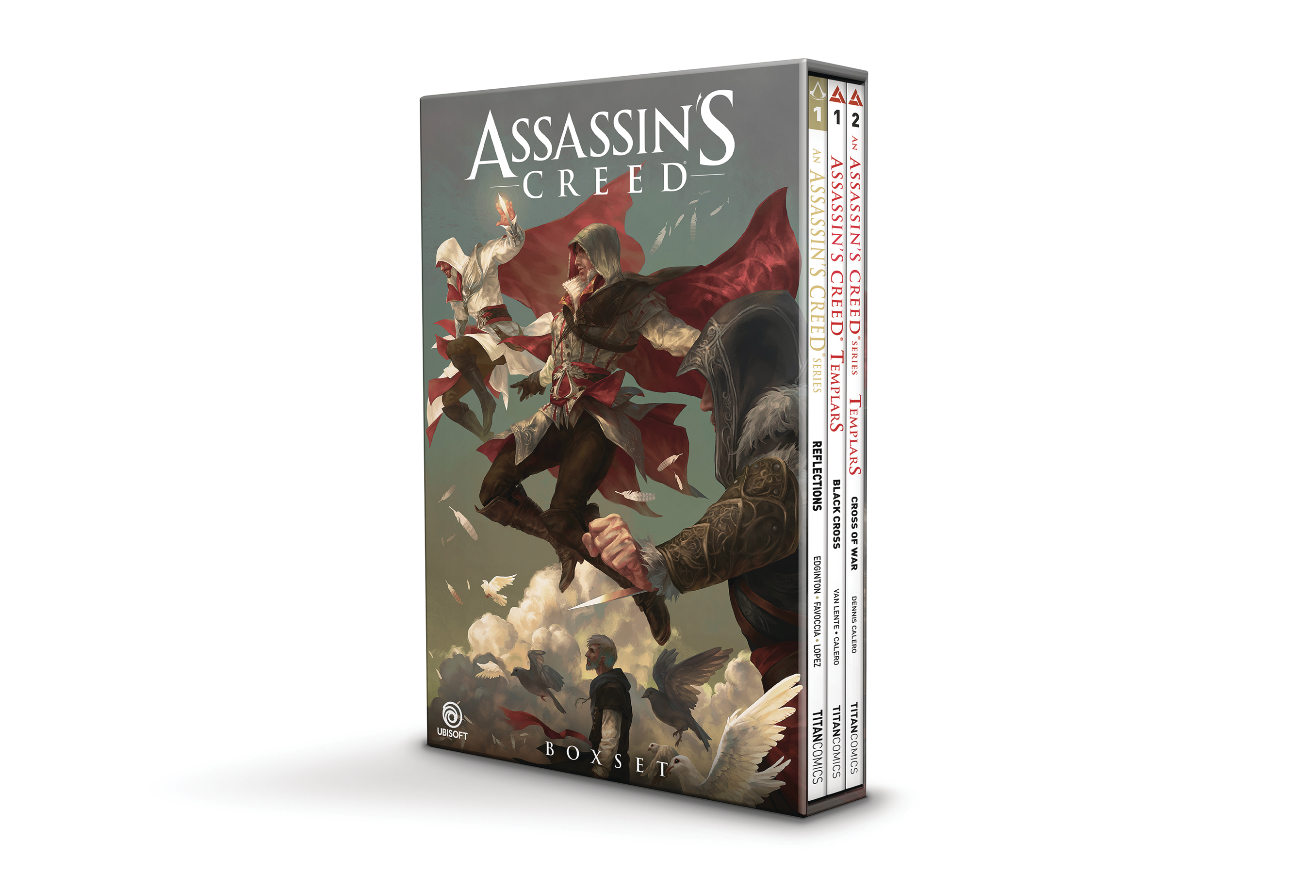 ASSASSINS CREED BOX SET