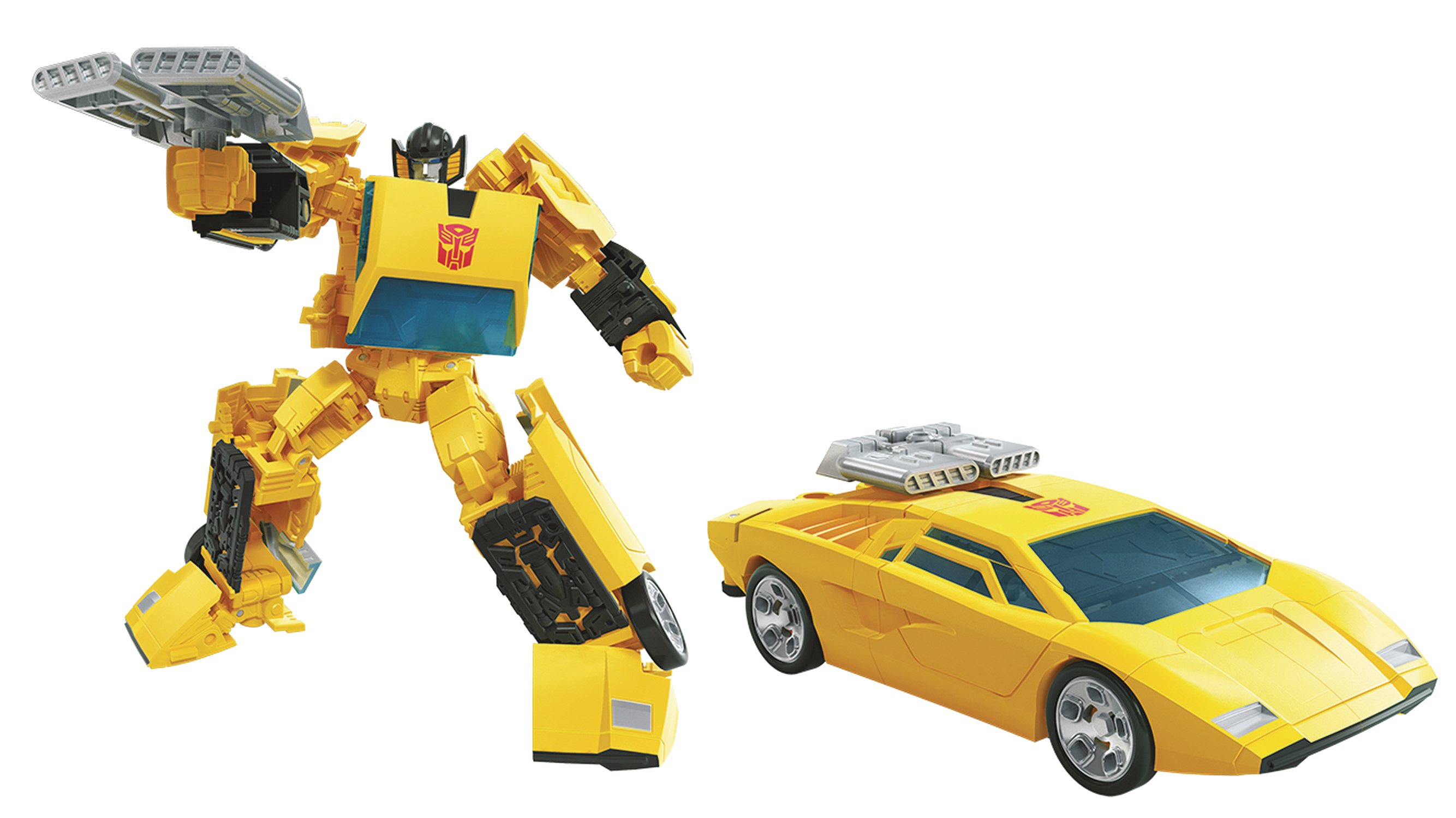 TRANSFORMERS GEN WFCE DLX SUNSTREAKER AF CS  (JAN208768
