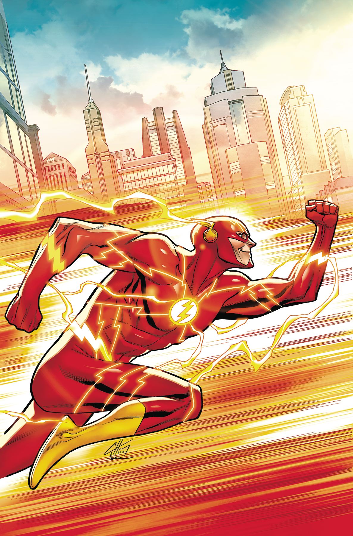 FLASH UNITED THEY FALL TP (RES)