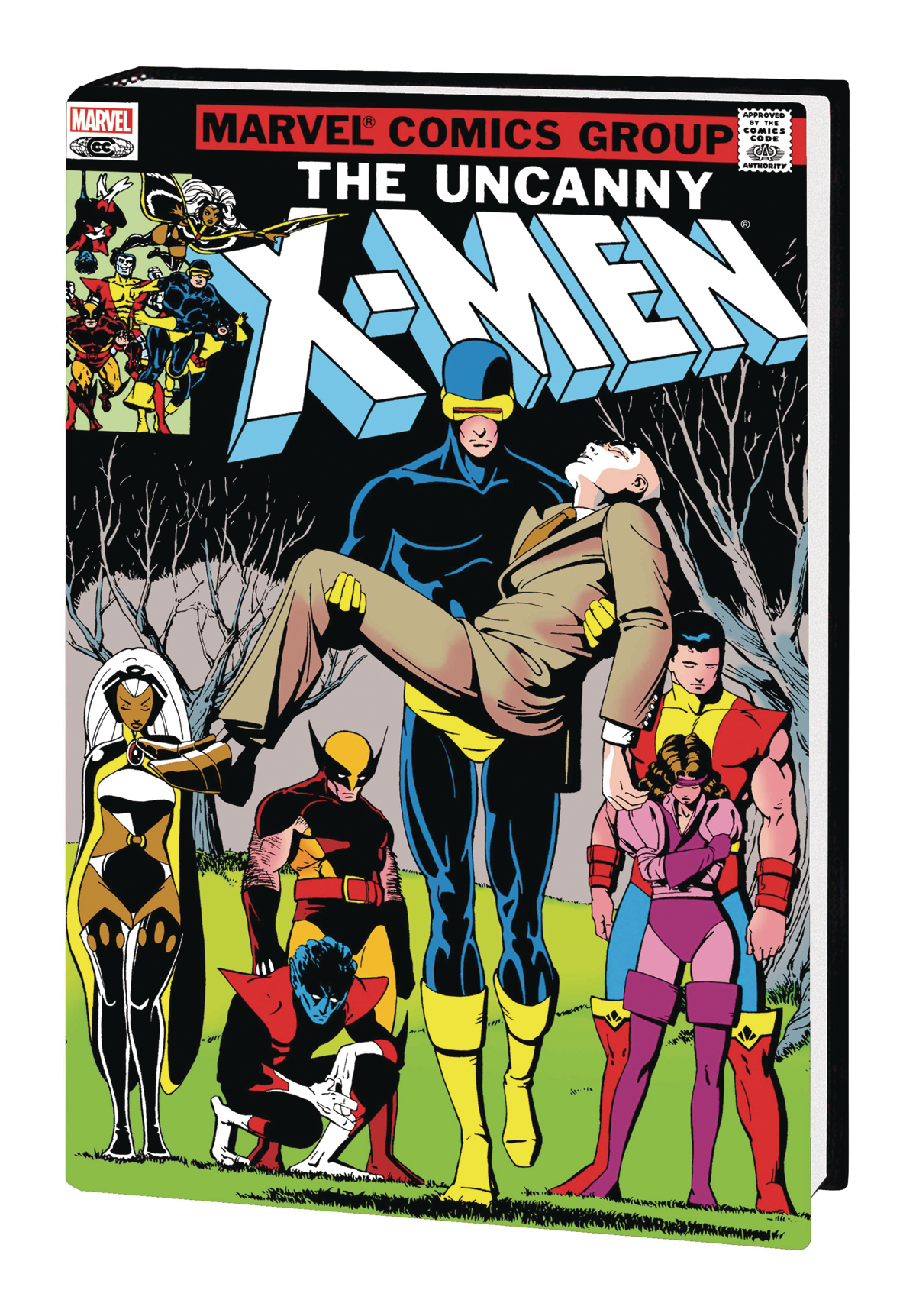 UNCANNY X-MEN OMNIBUS HC NEW PTG VOL 03 SMITH DM VAR