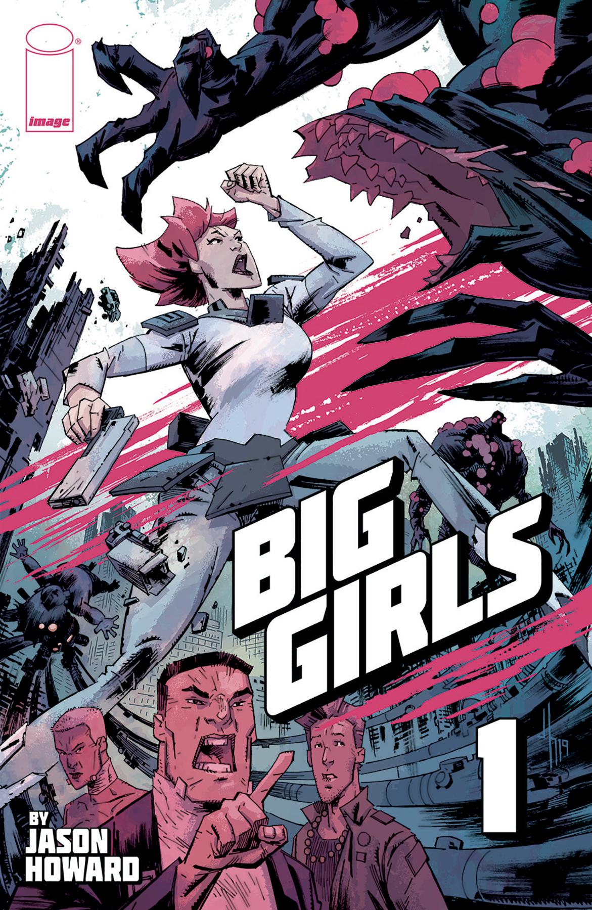 BIG GIRLS #1