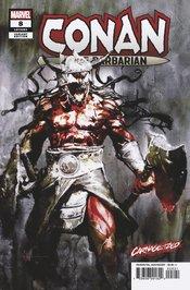 CONAN THE BARBARIAN #16 NORD VARIANT VF//NM 2020 MARVEL COMICS HOHC