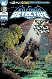 DETECTIVE COMICS #1025 NM//MT BERMEJO VARIANT JOKER WAR DC 8//11 2020
