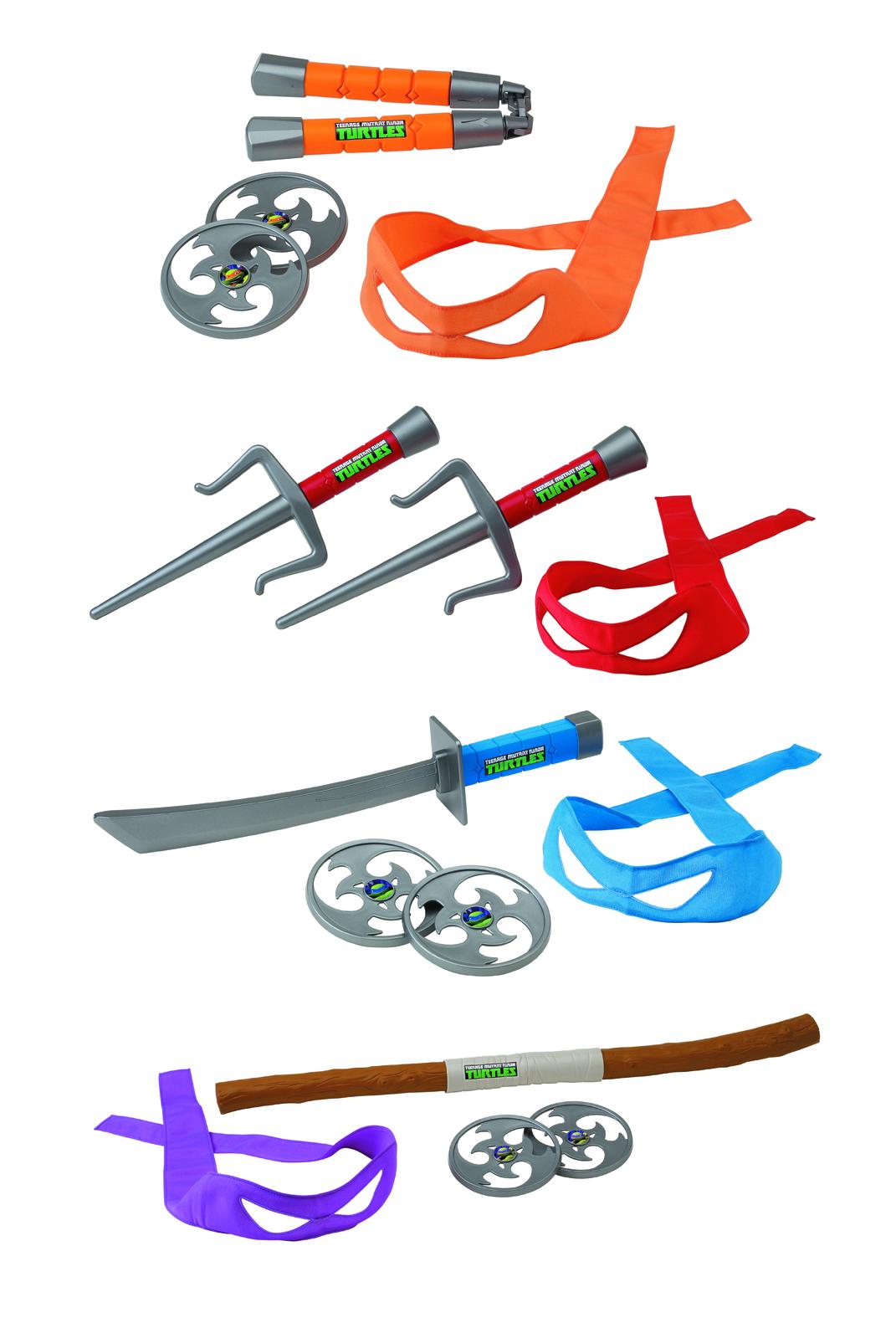 Оружия черепашек ниндзя картинки