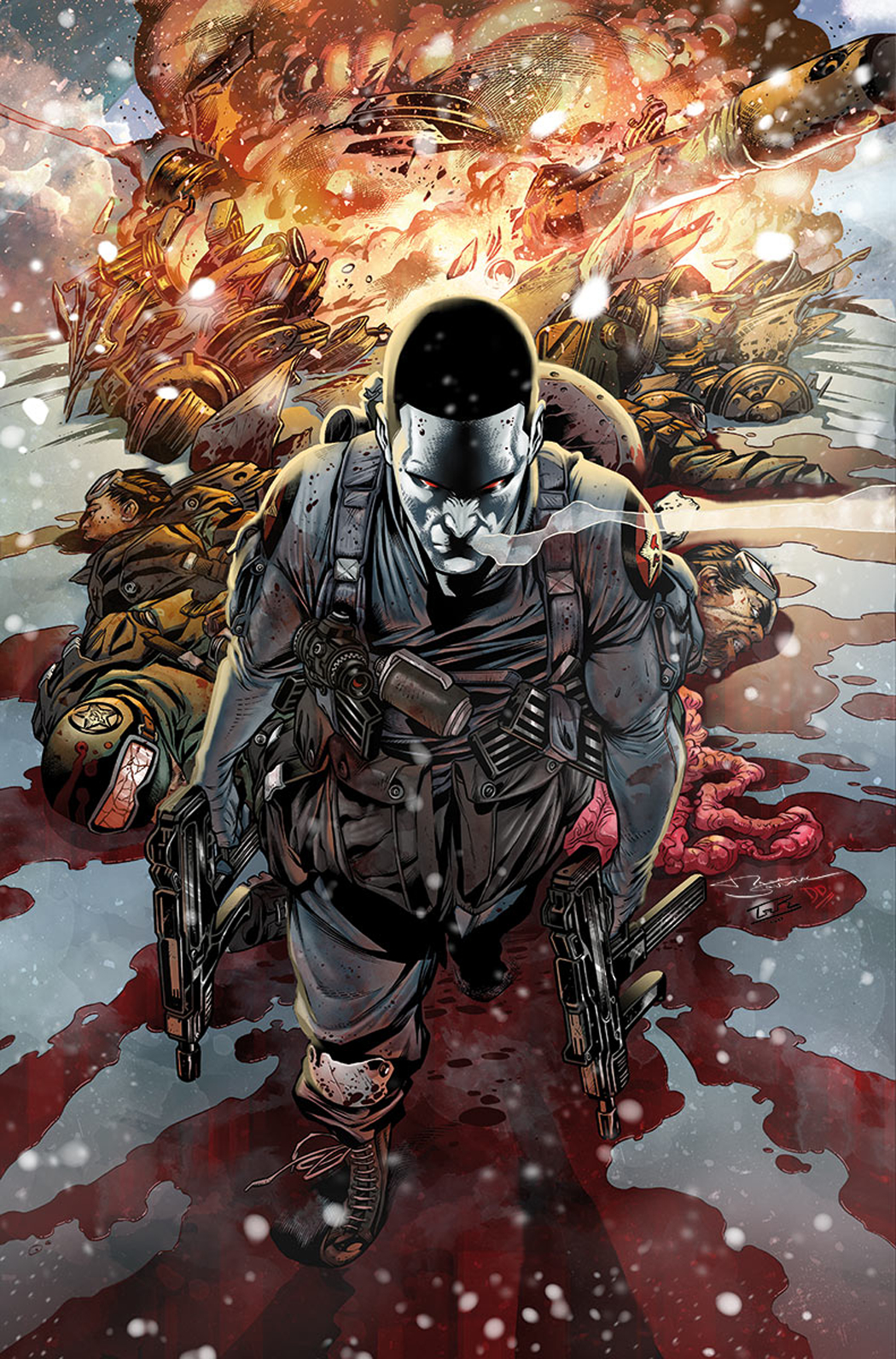 bloodshot - HD 1050×1593