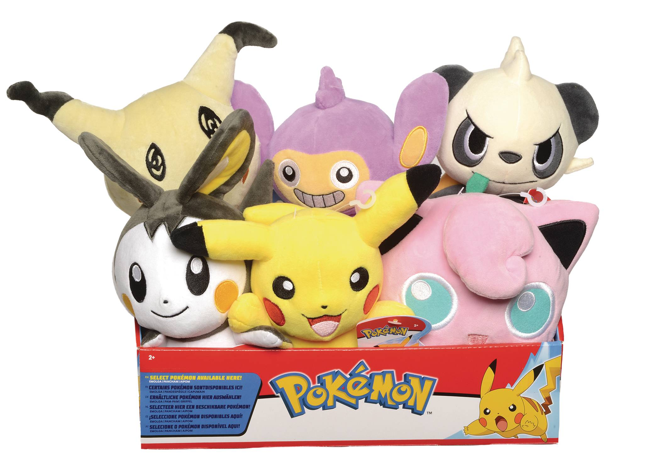 TV & Movie Character Toys Pokemon