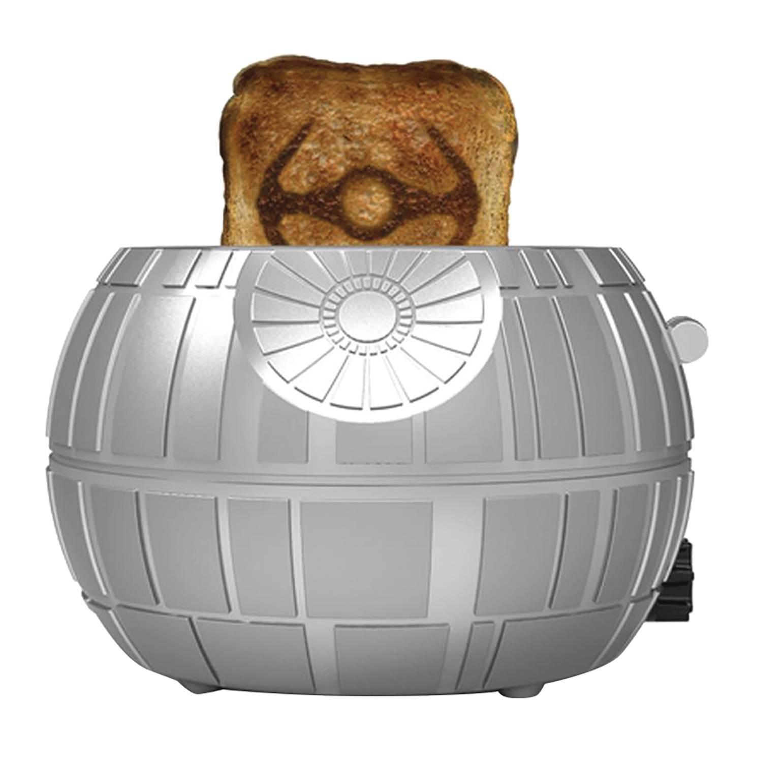 Jul193230 Star Wars Death Star Toaster Previews World