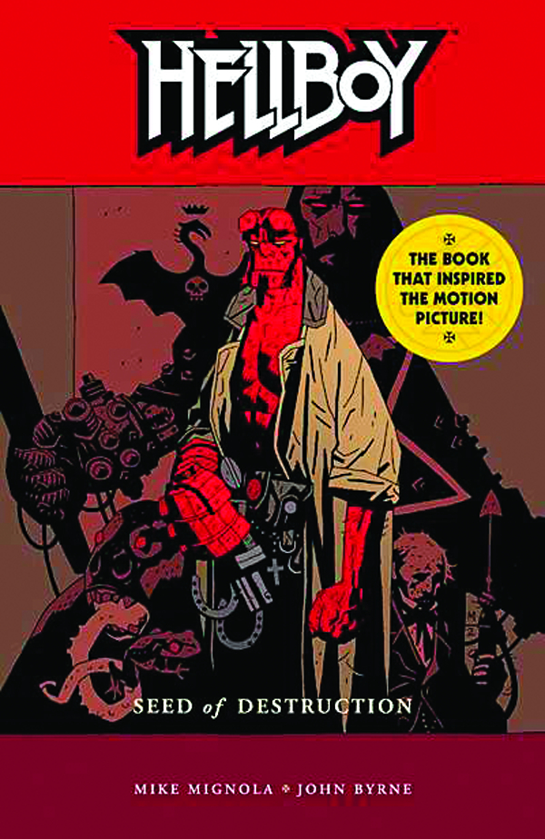(USE AUG128257) HELLBOY TP VOL 01 SEED OF DESTRUCTION